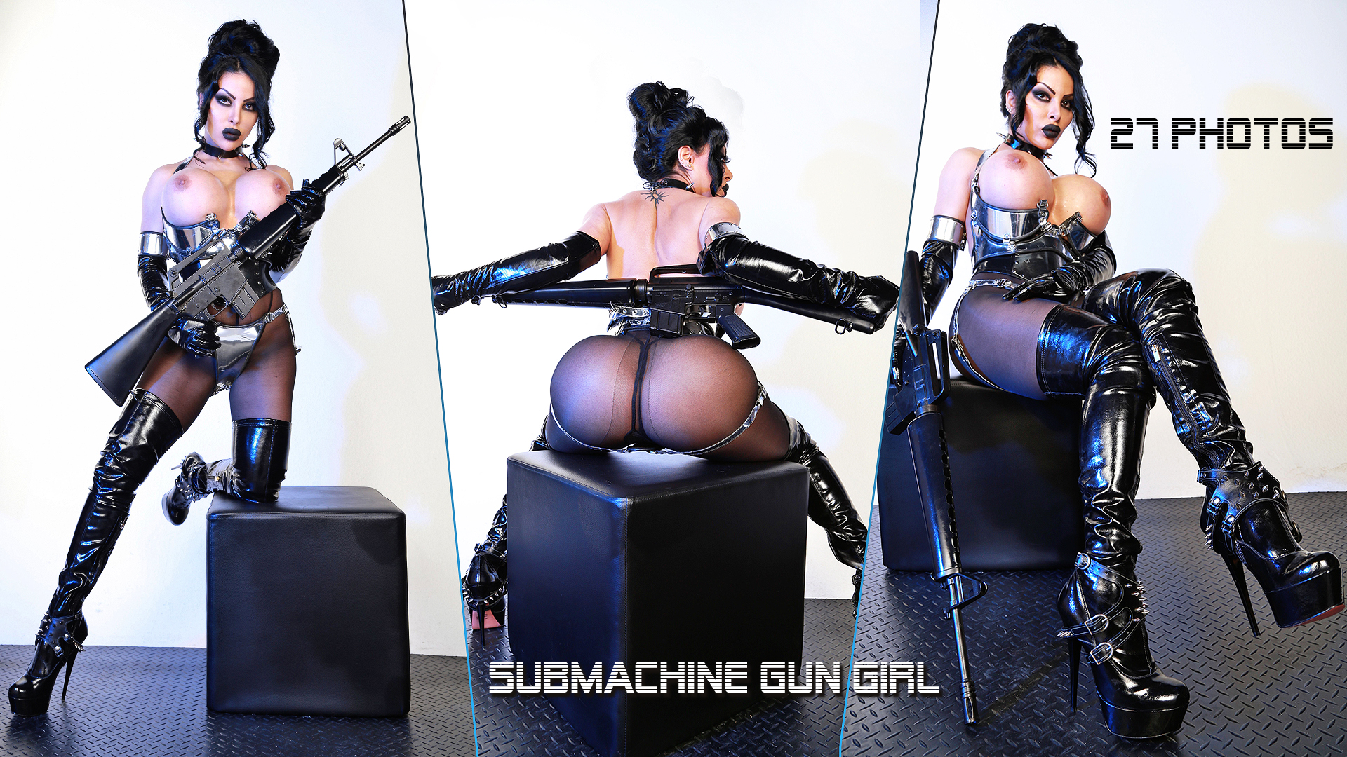 Submachine Gun Girl
