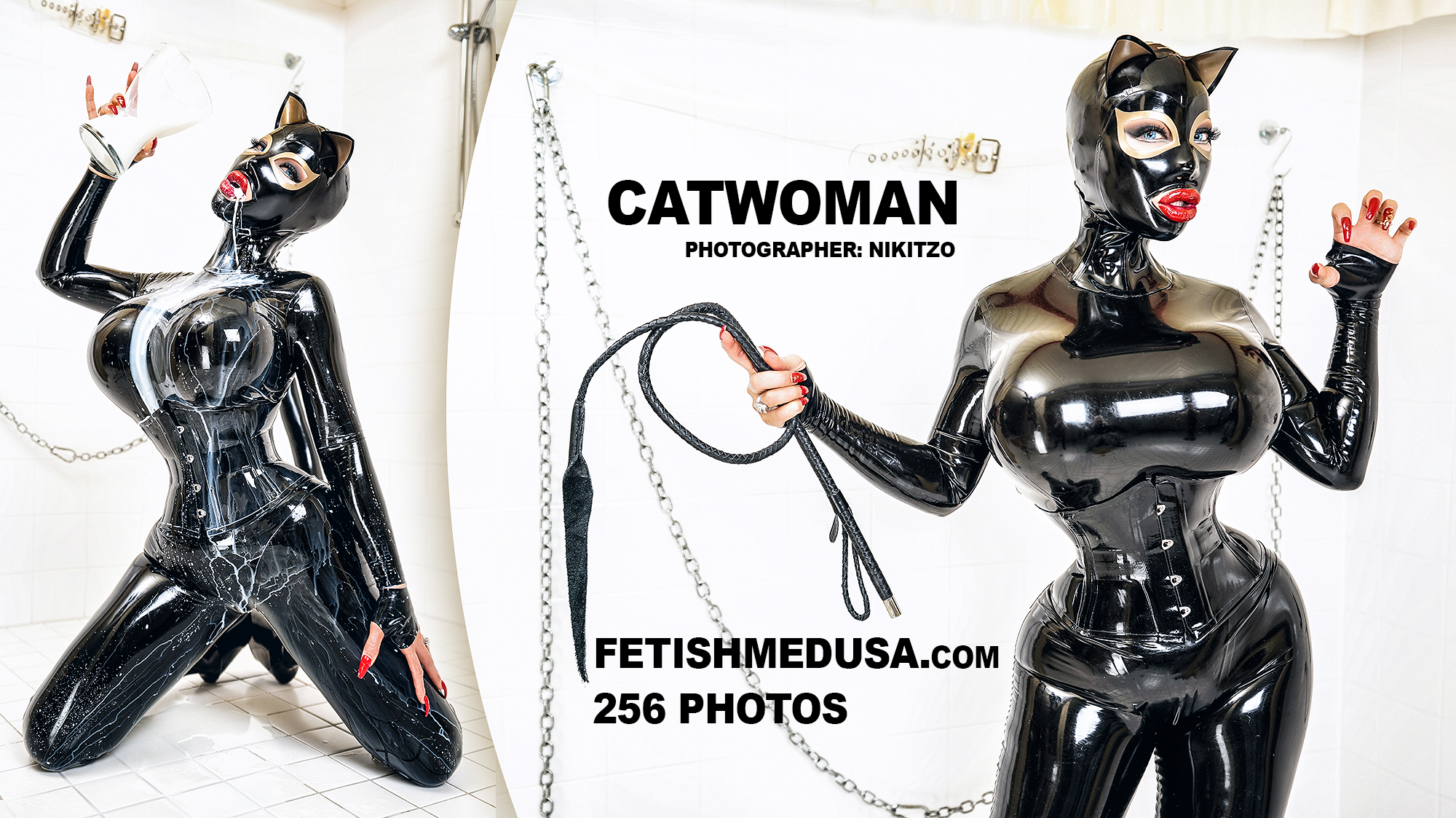"""CATWOMAN"" Thank You FEITICO!"