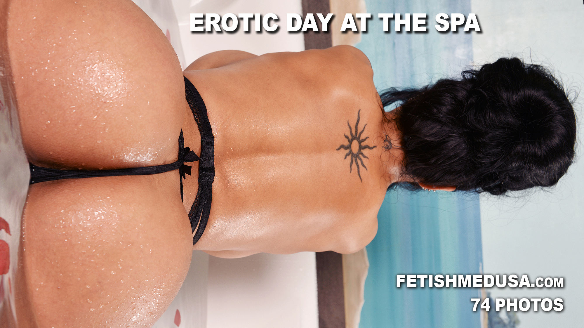 EROTIC DAY AT THE SPA