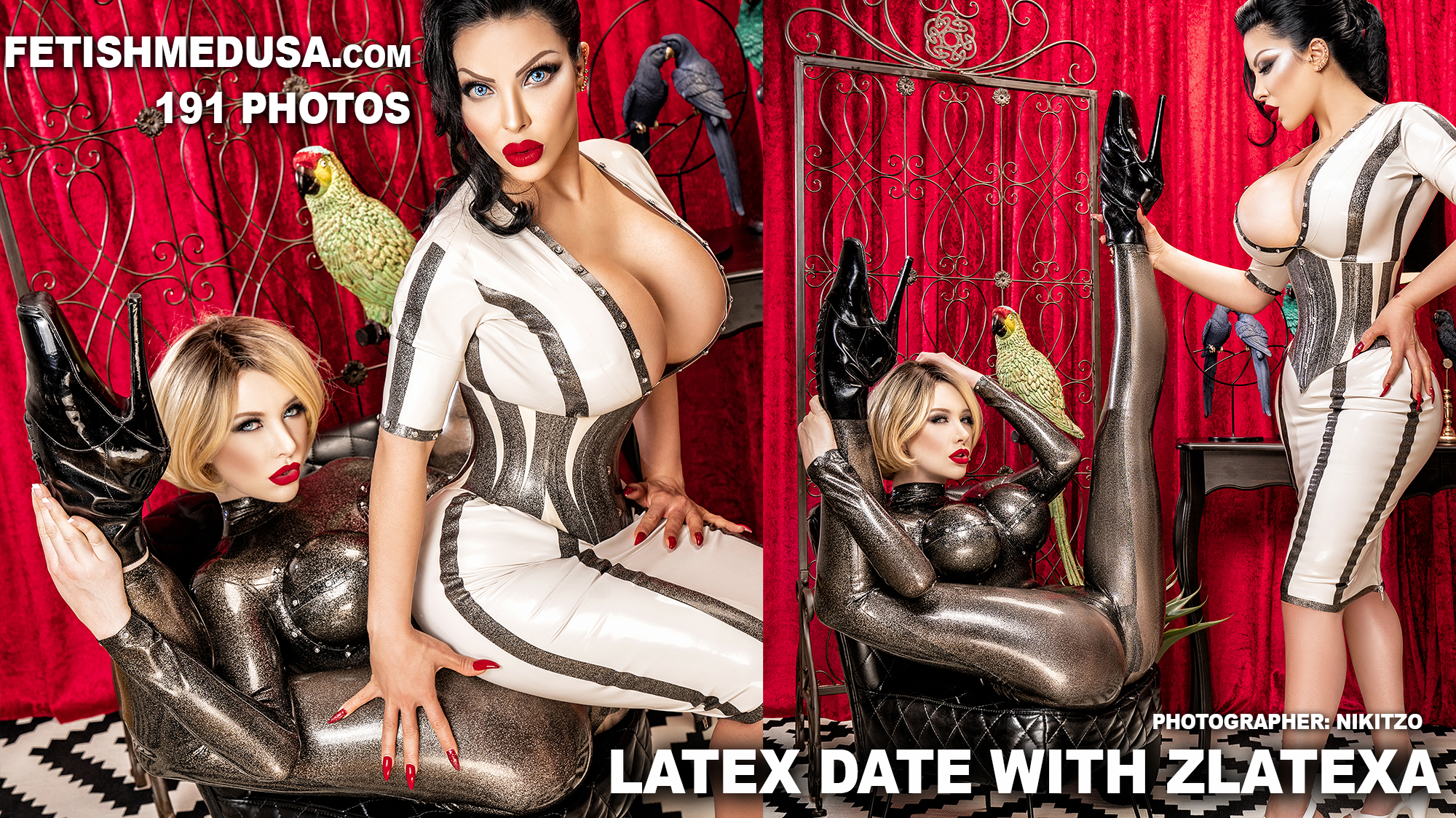 LATEX DATE WITH ZLATEXA