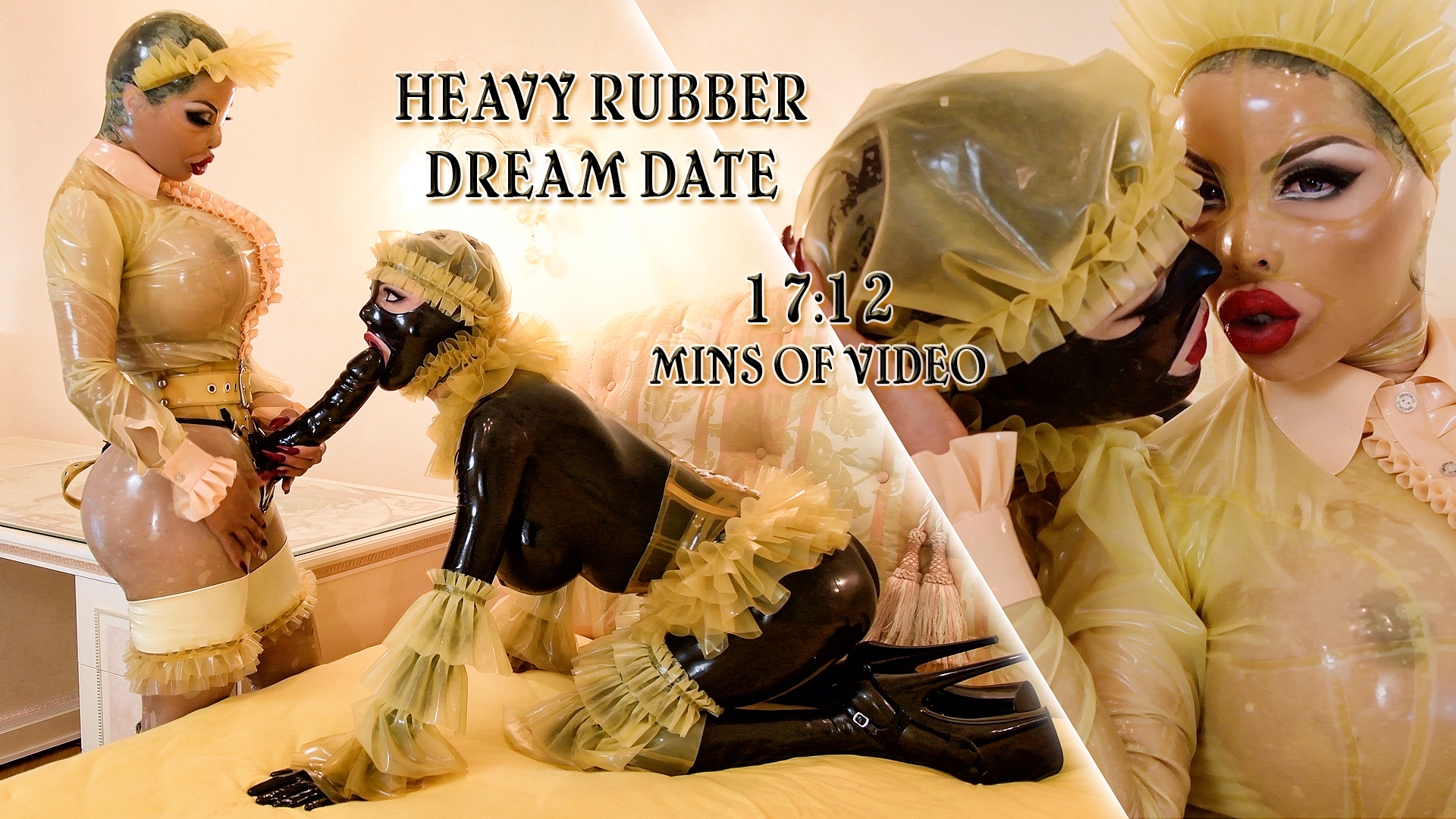 Haavy Rubber Dream Date